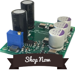 SPower low noise voltage regulators