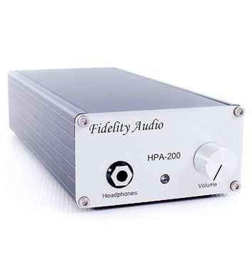 HPA-200 Headphone Amplifier
