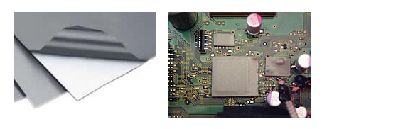 Magic Pads - EMI RFI Reduction for ICs