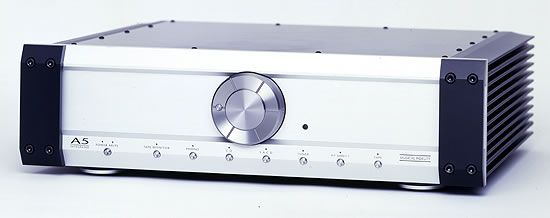 Musical Fidelity A5 Amplifer Level 1
