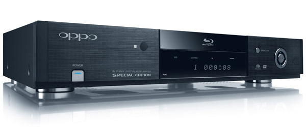 Oppo BDP-83 / SE (2 Channel) Level 1