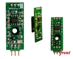 SPower low noise -VE regulator