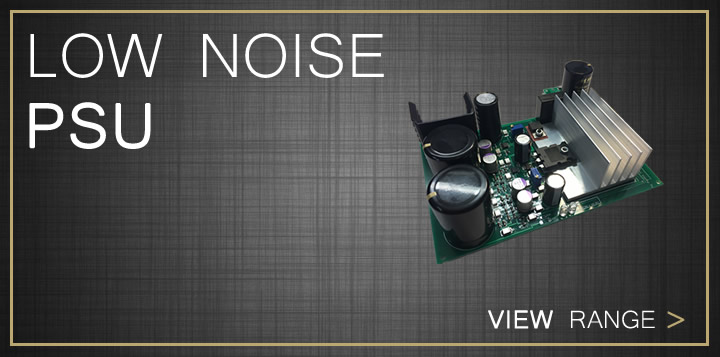 Fidelity Audio low noise linear power supplies